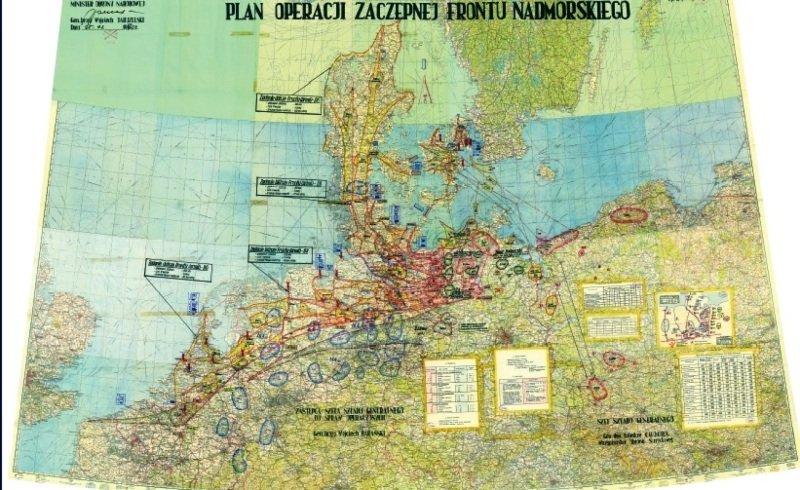 zatwierdzony przez ministra obrony Wojciecha Jaruzelskiego w 1970 r. plan udziału ludowego Wojska Polskiego w ataku Układu Warszawskiego na zachodnią Europę