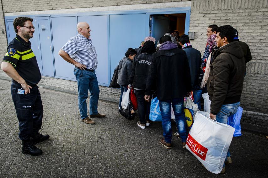 10 tysięcy euro dla uchodźców