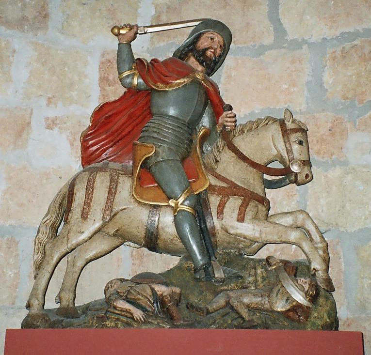 wizerunek wCarrión de los Condes