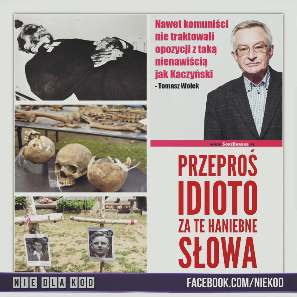 Tomasz Wołek o Jarosławie Kaczyńskim