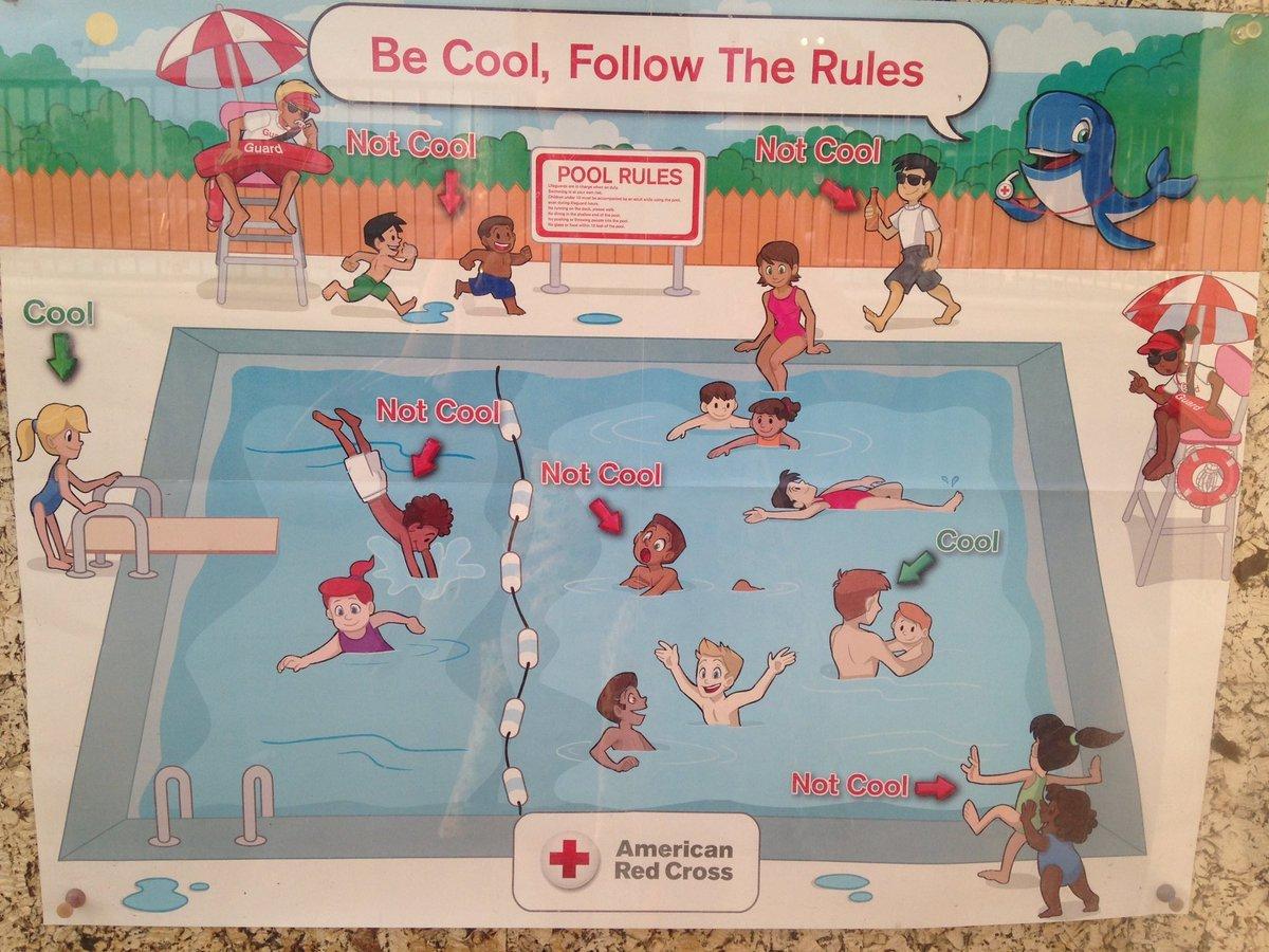 plakat Czerwonego Krzyża rasistowski