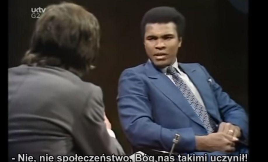 Muhammad Ali na temat multi-kulti