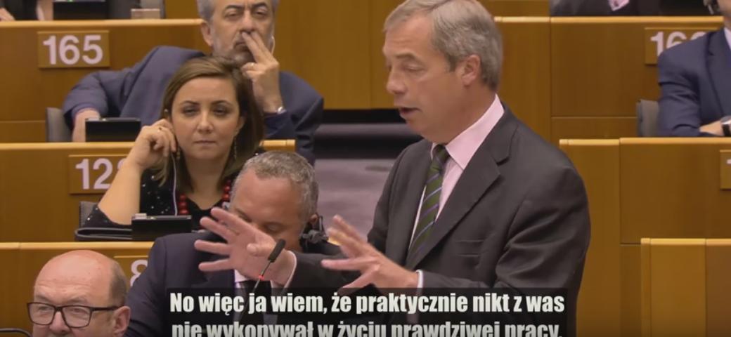 Farage: Wielka Brytania nie jest ostatnia