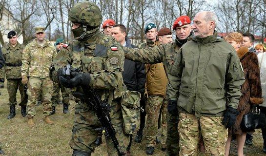Ile zarobi żołnierz obrony terytorialnej