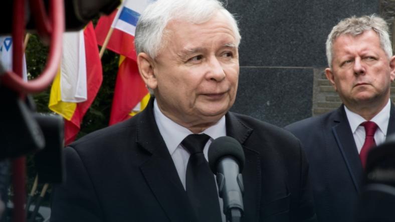 Kaczyński o Izraelu: Fala antysemityzmu w Europie