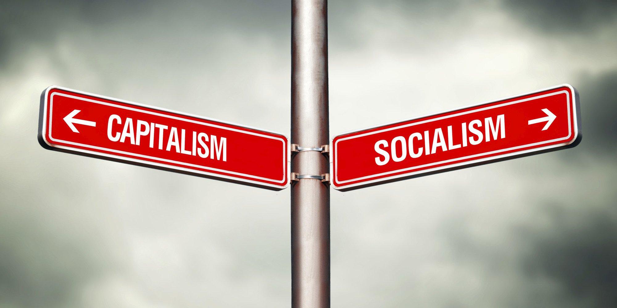 kapitalizm czy socjalizm