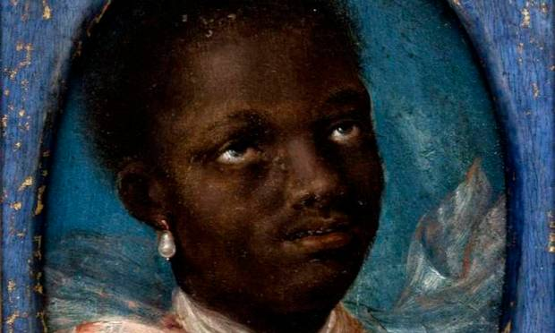 """obraz """"Głowa Murzyna"""" holenderskiego malarza Karela van Mandera II, nosi tytuł """"Głowa Afrykanina""""."""
