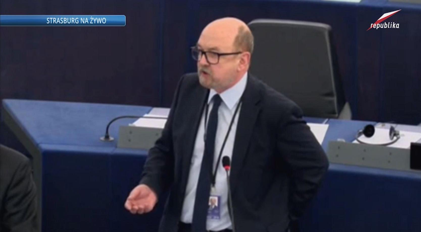 """Ryszard Legutko o Brexicie i sternikach UE. """"Te same słowa, te same wykrzywione twarze, te same obelgi, tylko może w większym nasileniu"""""""