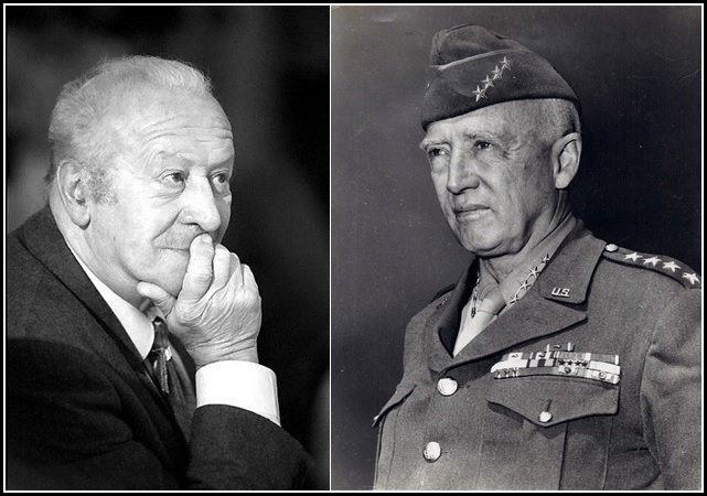 Leon Niemczyk kierowcą generała Pattona