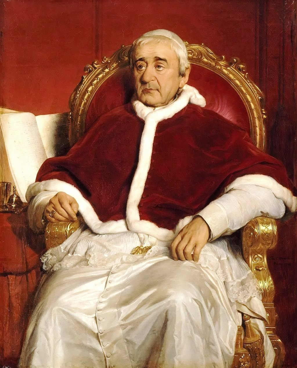 Papież Grzegorz XVI autor encykliki potępiającej powstanie listopadowe w Polsce