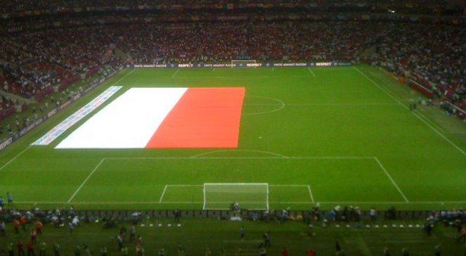 Sektorówka na meczu z Portugalią