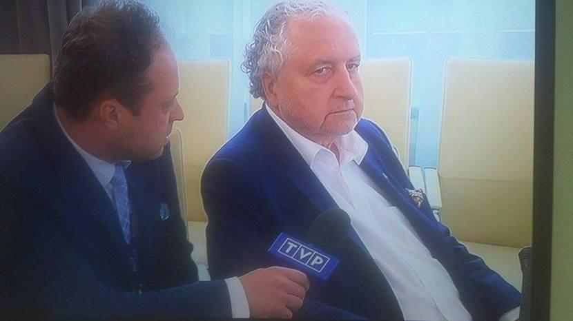 Rzepliński w rozmowie z TVP. Tak zareagował na kłopotliwe pytanie. Kamil Zaradkiewicz, dotychczasowy dyrektor, otrzymał wypowiedzenie umowy o pracę.