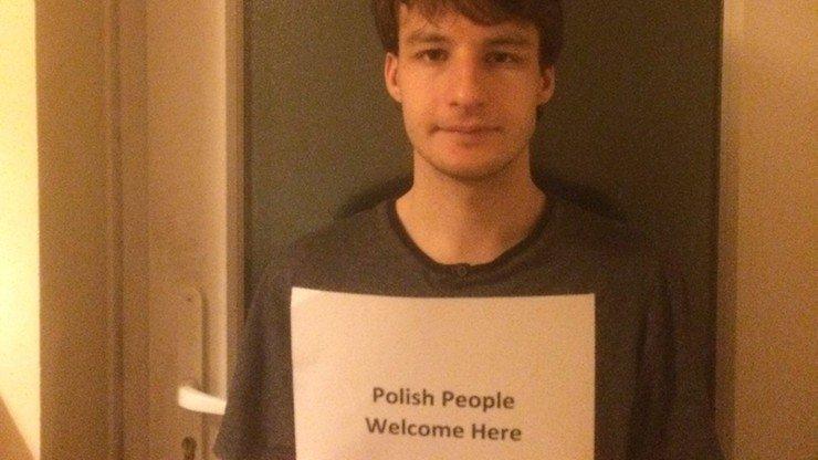 "kampania ""Polacy mile widziani"""
