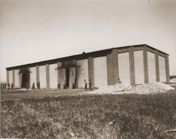 zbrodnia w Gardelegen / fot. Wikipedia