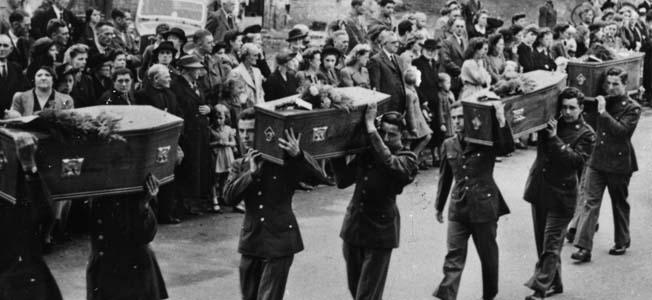 Brytyjczycy i Francuzi świętują smutne historyczne rocznice