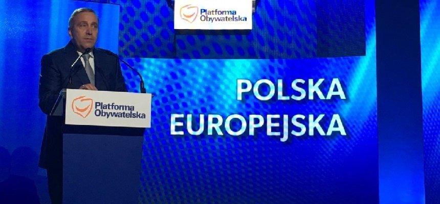 Grzegorz Schetyna: Państwo nie będzie dbało o godność PolakówGrzegorz Schetyna: Państwo nie będzie dbało o godność Polaków
