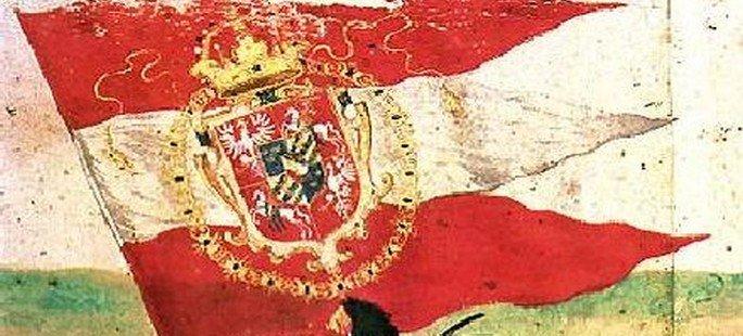 Flaga I Rzeczypospolitej