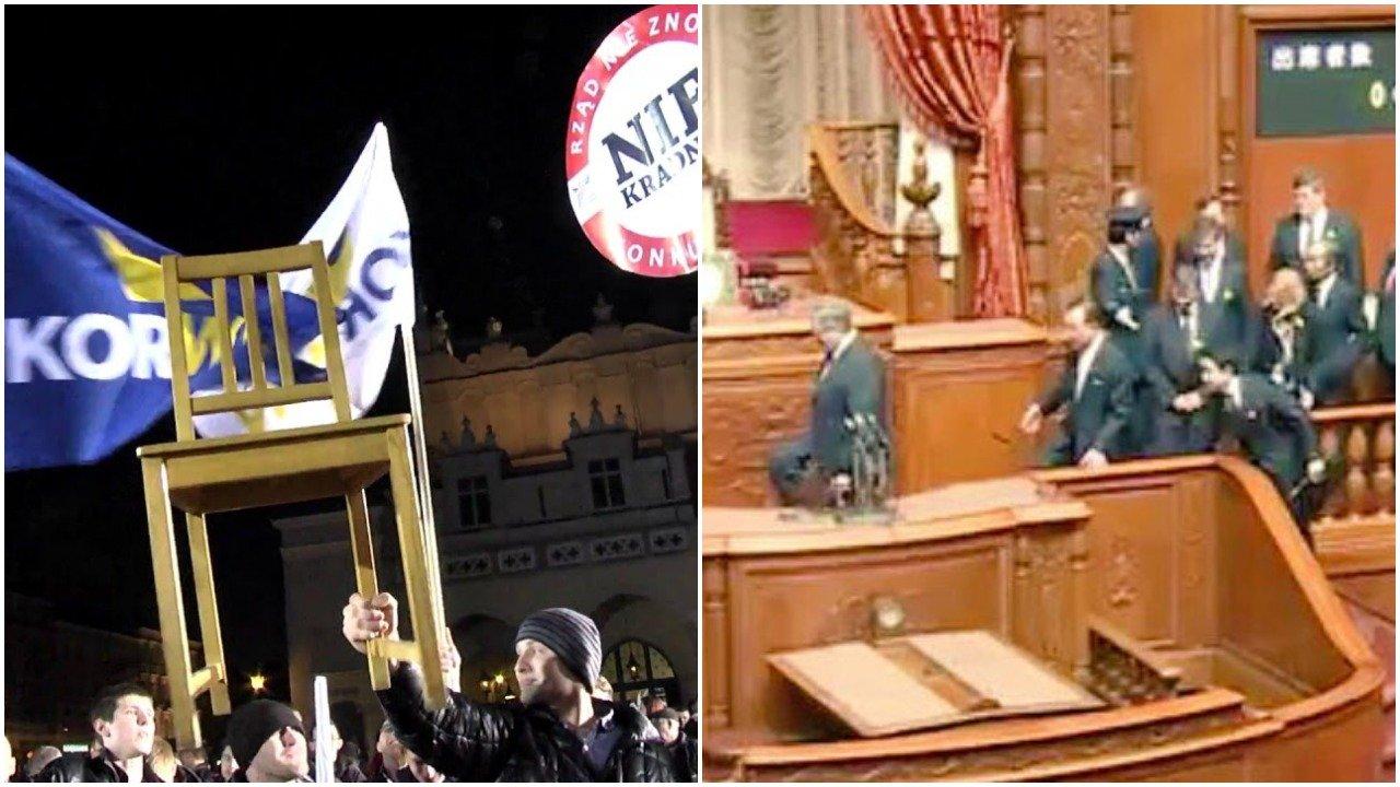 Zamach Na Meczet Facebook: Proces O Zamach Na Prezydenta Komorowskiego Krzesłem: Sąd