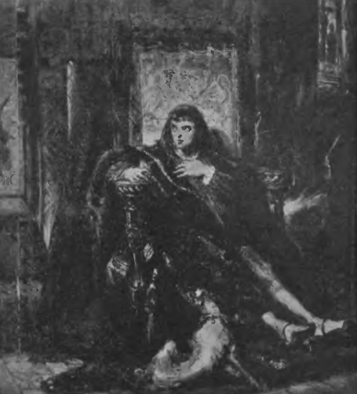 Janusz, ostatni książę Mazowsza, Jan Matejko (1879)