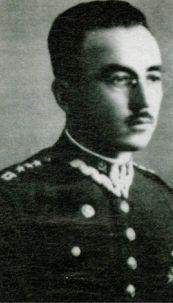 Rotmistrz Aleksander Jeliaszewicz, dowódca tatarskiego szwadronu 13 Pułku Ułanów Wileńskich