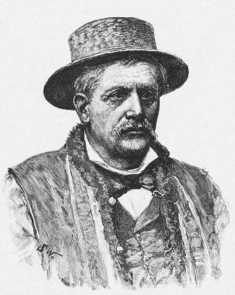 Tytus Chałubiński, jeden z założycieli Towarzystwa Tatrzańskiego (portret autorstwa Stanisława Witkiewicza)