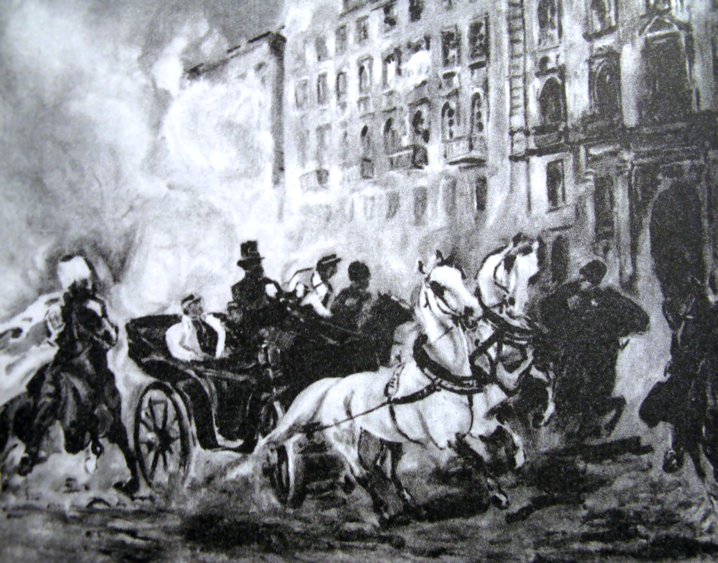Zamach na generała Fiodora Berga