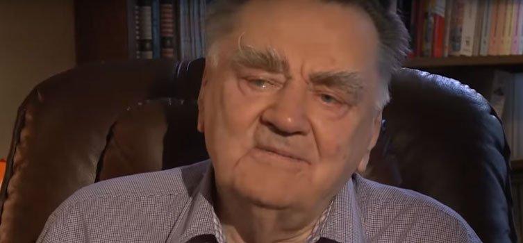 Jan Olszewski o rzezi wołyńskiej