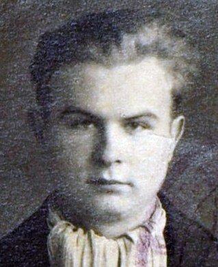 Henryk Żukowski, wyrok wykonano 01.06.1945 r. Fot. Litewskie Archiwum Specjalne (Lietuvos ypatingasis archyvas)