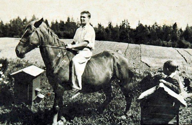 Mikołaj Kociełowicz, skazany na karę śmierci, wyrok wykonano 29.01.1945 Fot. Litewskie Archiwum Specjalne (Lietuvos ypatingasis archyvas)