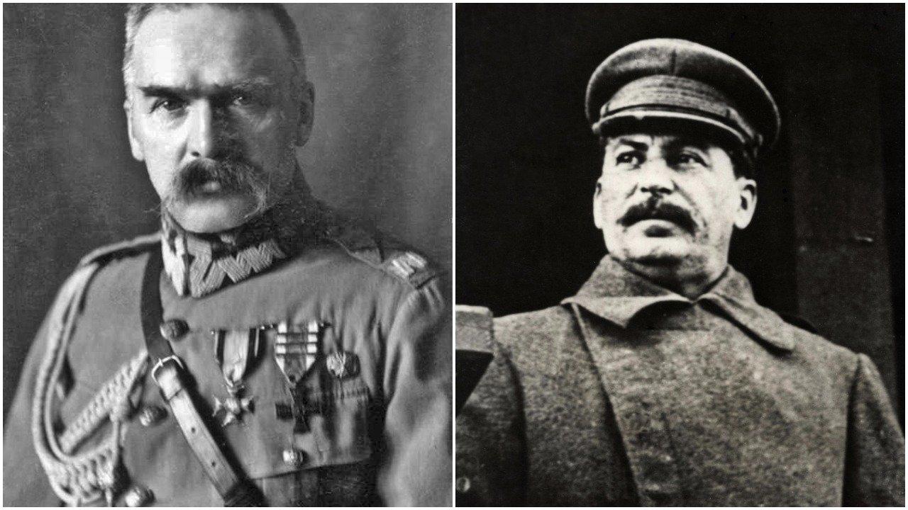 Dowcip Który Mówi Wiele O Stosunku Stalina Do Piłsudskiego Polski