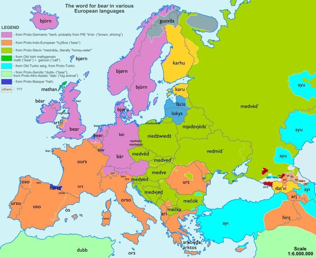 Te Mapy Mowia O Europie Bardzo Wiele Polska W Kilku Przypadkach