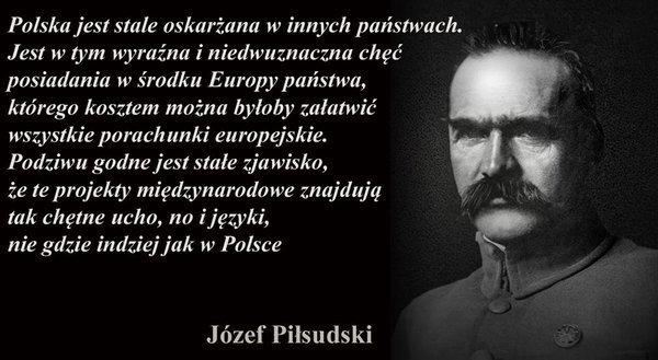 Jakże Aktualne Słowa Po Blisko 100 Latach Dlaczego Polska Jest
