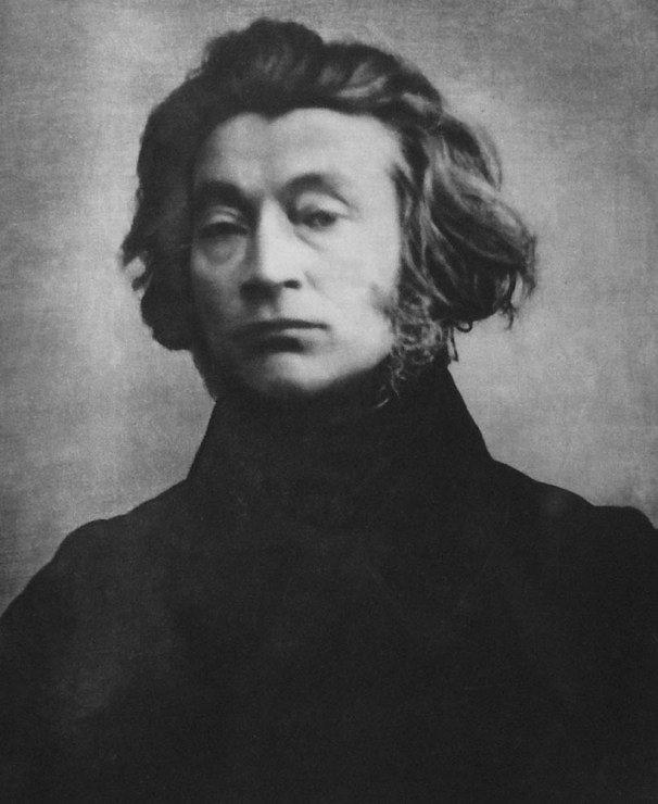 Adam Mickiewicz / fot. Wikipedia