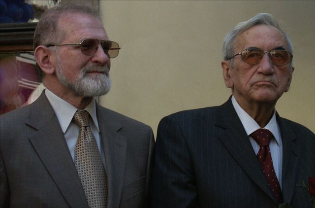Bronisław Geremek i Tadeusz Mazowiecki / fot. Wikipedia