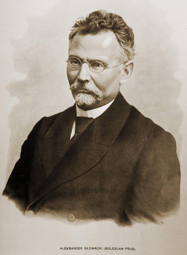 Bolesław Prus / fot. Wikipedia