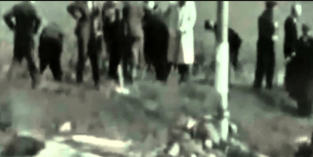 Polowanie Niemców na więźniów