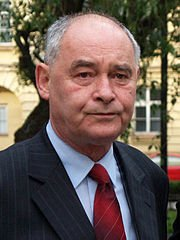 Marcin Król / Wikipedia