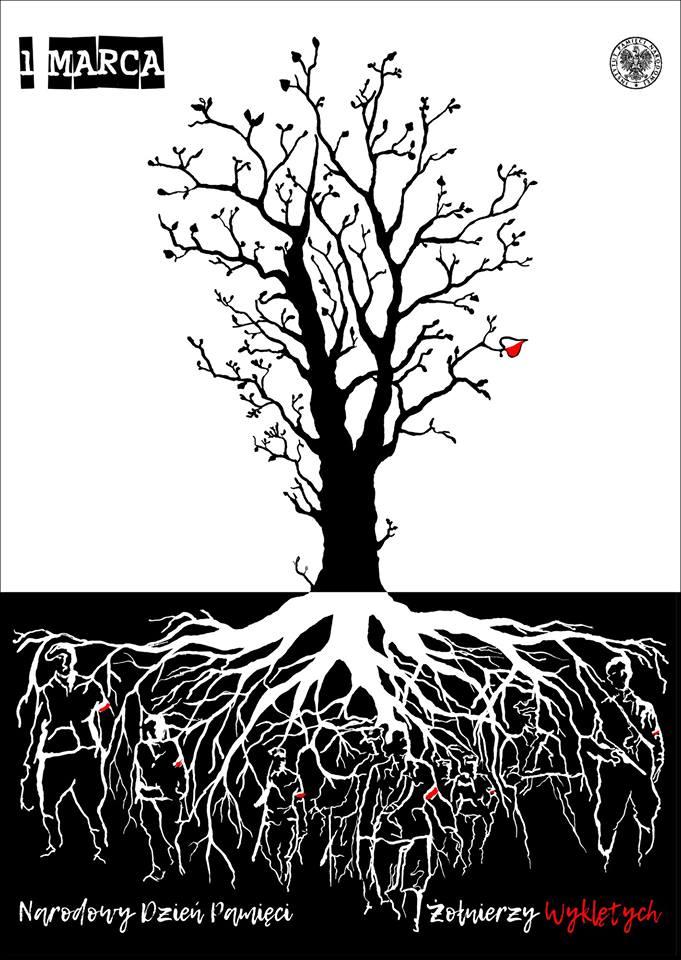 plakat / Biuro Edukacji Narodowej IPN Delegatura wBydgoszczy