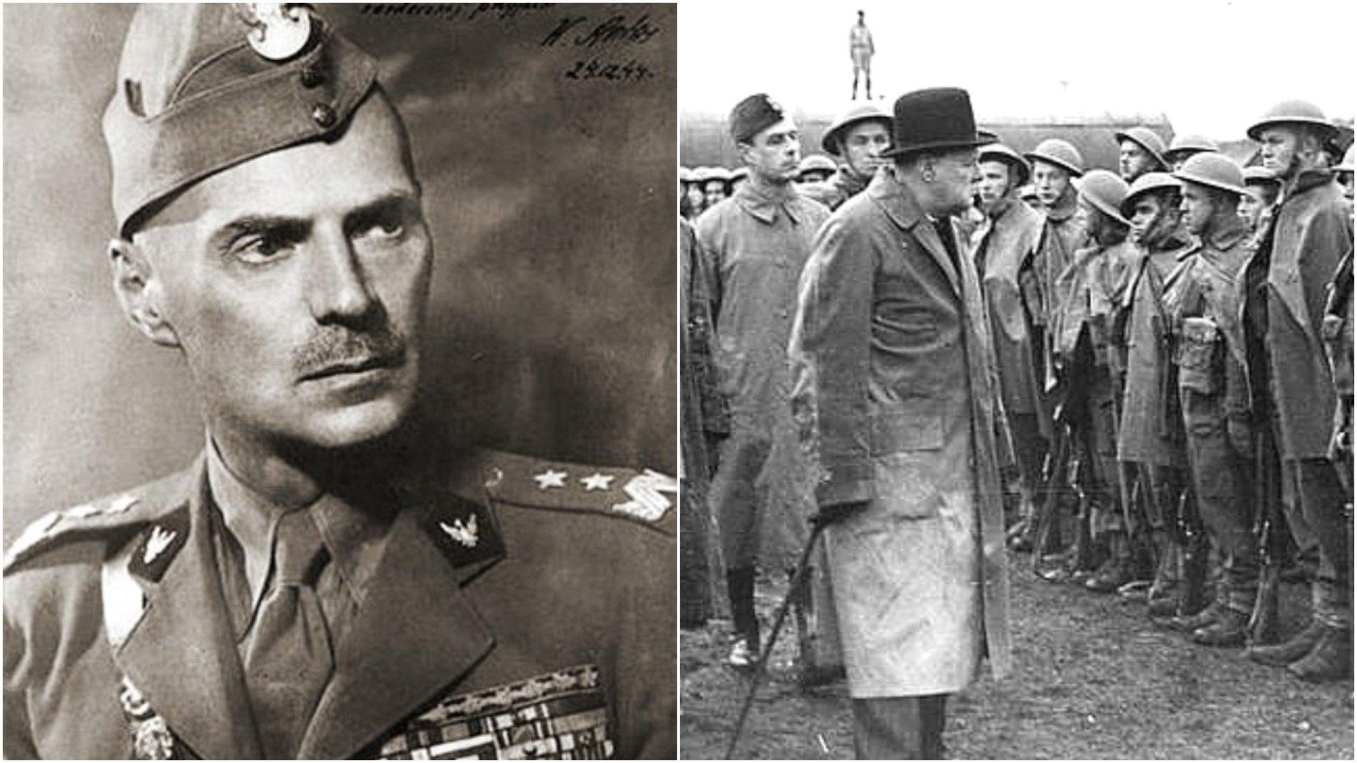 21 lutego 1945 r. : rozmowa Churchilla z Władysławem Andersem