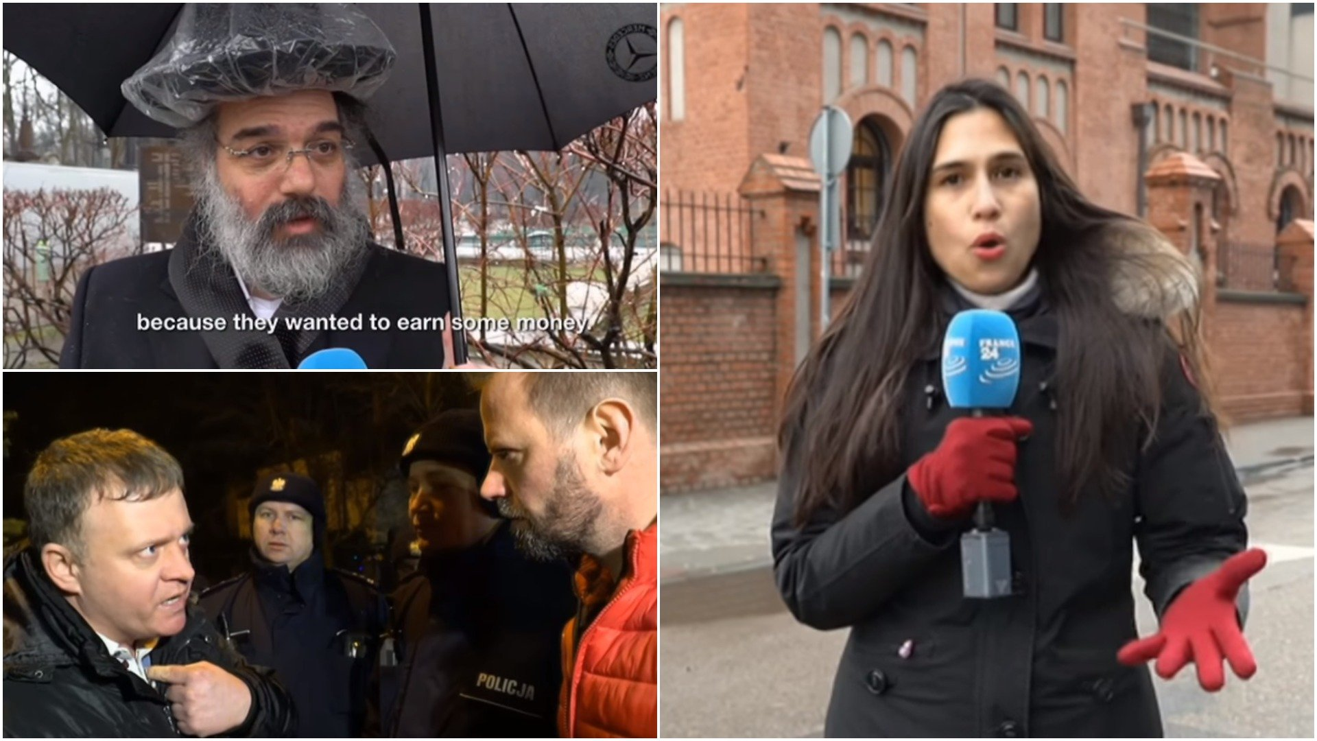 Manipulacja francuskiej telewizji o Polsce