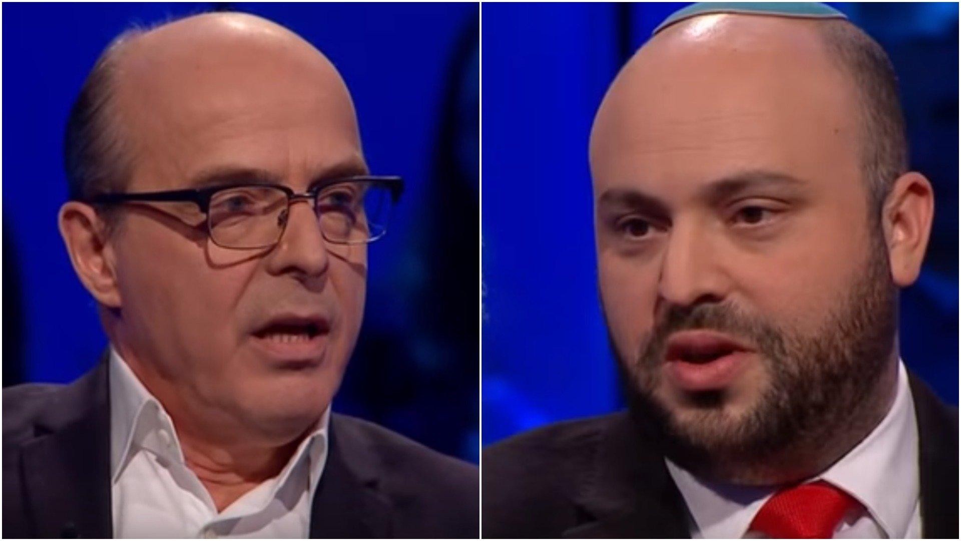 """Jonny Daniels w ,,Warto rozmawiać"""" o antysemityzmie i polityce Izraela"""