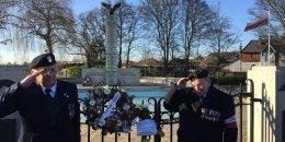 Polakom zabroniono złożenia hołdu pod Polish War Memorial w Londynie