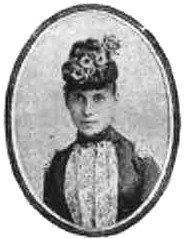 Romualda Baudouin de Courtenayz domu Bagnicka - biografia