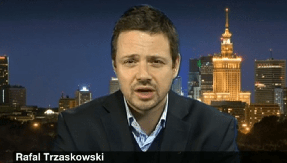 Michał Dzięba o Rafale Trzaskowskim
