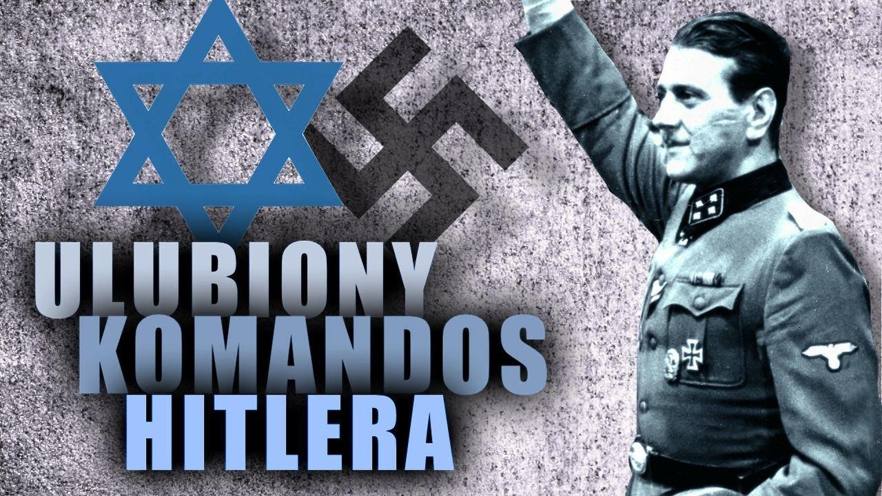 Komandos Hitlera Otto Skorzeny pracował dla Mossadu / fot. screen Youtube / Ale Historia