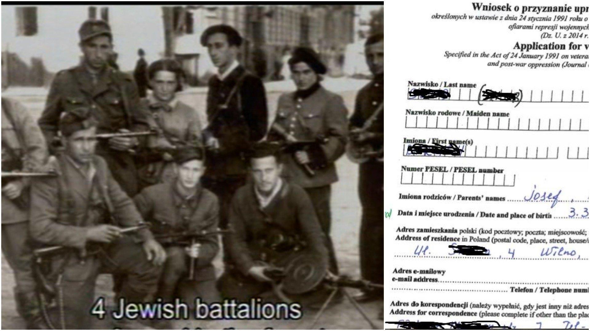 Baruch Schub chciał od Polski pieniądze za działalność wojenną