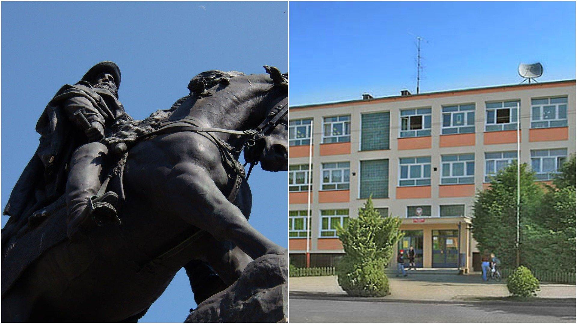 Dyrektorka warszawskiej podstawówki i afera z Giuseppe Garibaldim / fot. Wikipedia