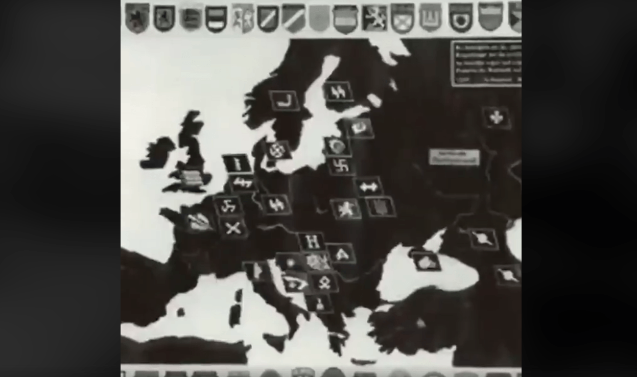 Ilu ochotników SS z krajów Europy