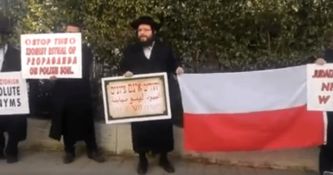 Ortodoksyjni Żydzi w obronie Polski