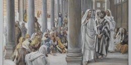 """Przypowieść o miłosiernym Samarytaninie. ,,Co mam czynić, aby odziedziczyć życie wieczne?"""""""